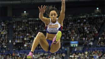 Katarina Johnson- Thompson