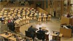 MSPs continue to debate protecting public services and boosting Scotland's economy
