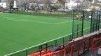 Springfield Stadium's new synthetic pitch
