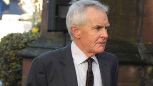 Sir Peter Fahy