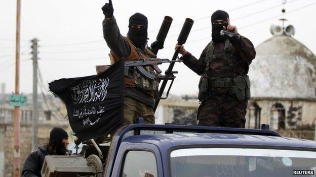 Syria Nusra chief 'killed in strike'...