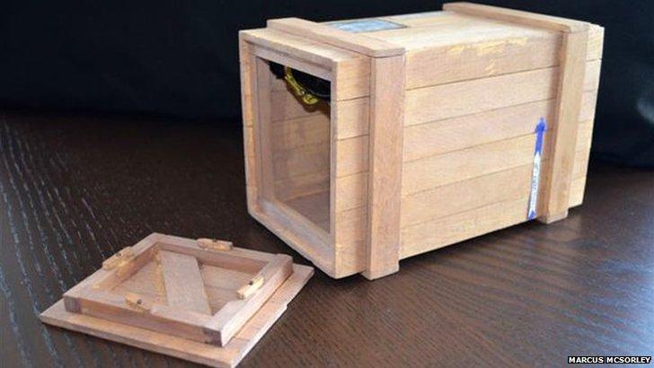 Box replica