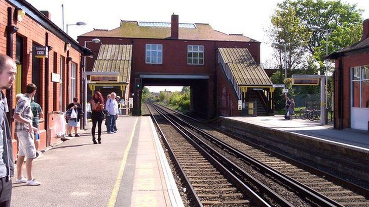 Formby station
