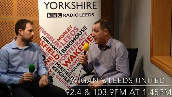 BBC Radio Leeds presenters