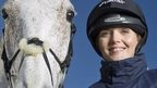 Pendleton plans to be a race jockey
