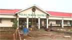 Iyolwa health Centre in Uganda