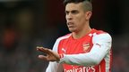 Gabriel out with hamstring injury