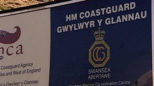Swansea Coastguard