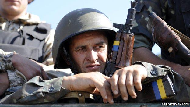 Ukraine crisis: UK government supplies military equipment