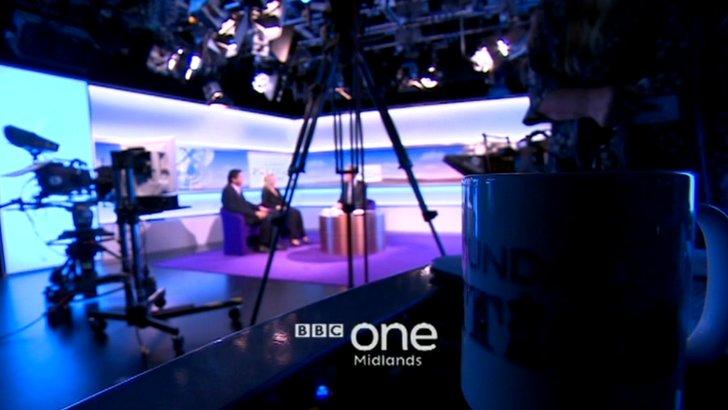 Sunday Politics West Midlands studio