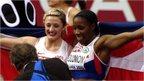 VIDEO: GB win silver & bronze in 60m hurdles