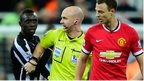 Evans denies spitting charge