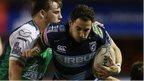Cardiff Blues 18-17 Connacht