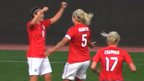 VIDEO: Taylor strikes in Cyprus Cup win