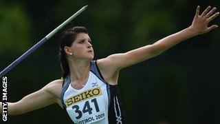 javelin is one of the throwing events