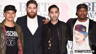 BBC - Newsbeat - The return of Rudimental: We're like four chickens... in a kennel