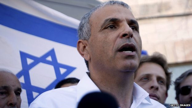 Israeli politician and popular former Likud minister Moshe Kahlon