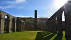 1. The old iron works at Ynyscedywn, Ystradgynlais, Swansea Valley