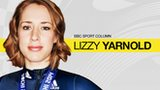 Lizzy Yarnold graphic