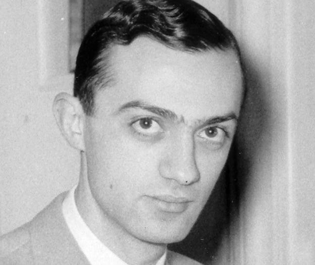 Greek journalist and filmmaker Nico Mastorakis pictured in the 1960s