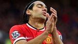 Manchester United striker Radamel Falcao