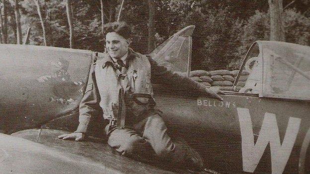 Sergeant Sydney Beaumont