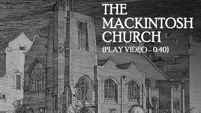 The Mackintosh Church in Glasgow