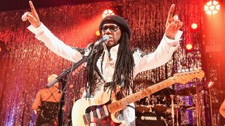 BBC News - Nile Rodgers: It's About Time