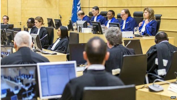 International Criminal Court (Feb 2015)