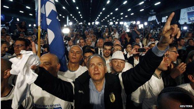 Likud supporters (18/03/15)