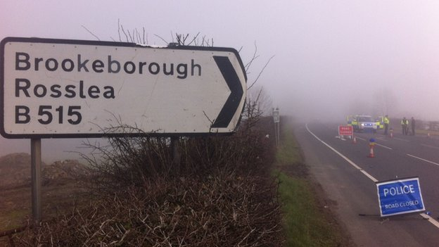 Brookeborough Car Crash