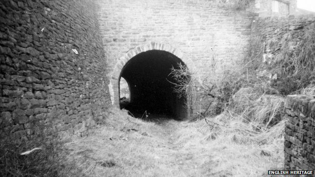 Fritchley Tunnel English Heritage