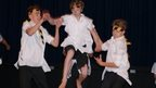 The Endurance Dance Company, the all-male dance company at Matravers School in Wiltshire
