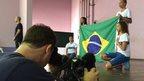 School Reporters from Rio E.M. Juan Antonio Samaranch