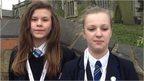 School Reporters prepare for ancient royal.