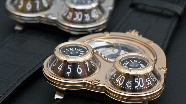 MB&F watches