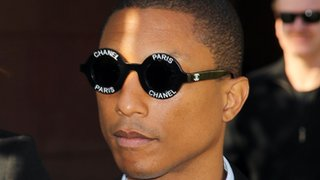 BBC - Newsbeat - Pharrell Williams: Everything is inspired by something