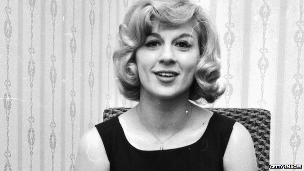 Jackie Trent in 1964