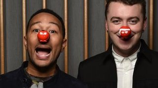BBC News - Sam Smith and John Legend retain top singles chart spot