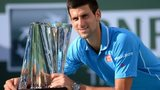 Novak Djokovic wins at Indian Wells