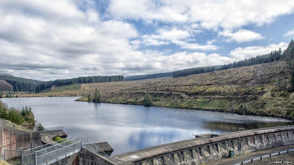 The Altnaheglish Reservoir