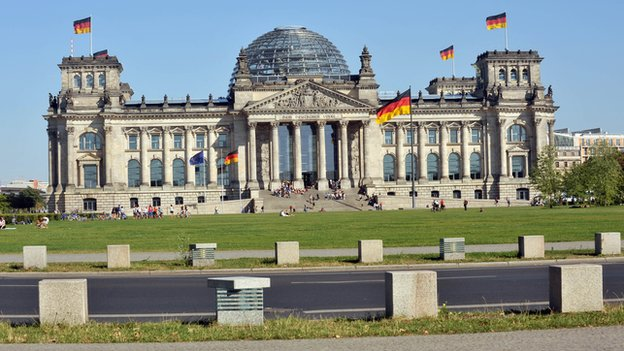 Germany's Reichstag building