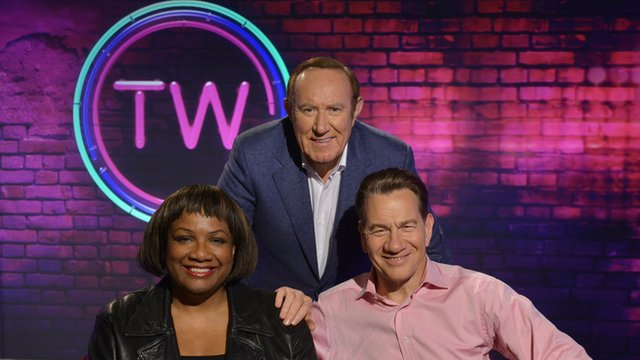 Andrew Neil, Diane Abbott and Michael Portillo on the This Week set