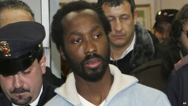 Rudy Guede in 2007