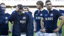 Scotland lost all of their Six Nations matches this season
