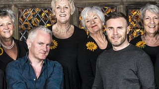 BBC News - Gary Barlow's Calendar Girls musical to premiere in Leeds