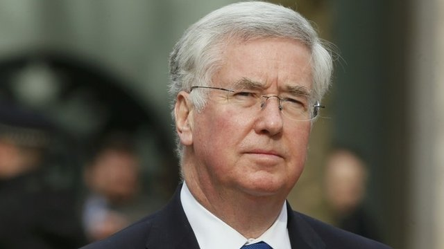 Michael Fallon MP