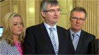 Ulster Unionist MLA Tom Elliot