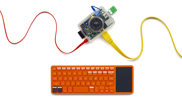 Kano kit computer - finalist in Designs of the Year 2015