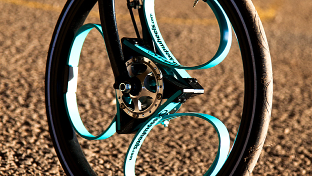 Loopwheels - finalist in Designs of the Year 2015